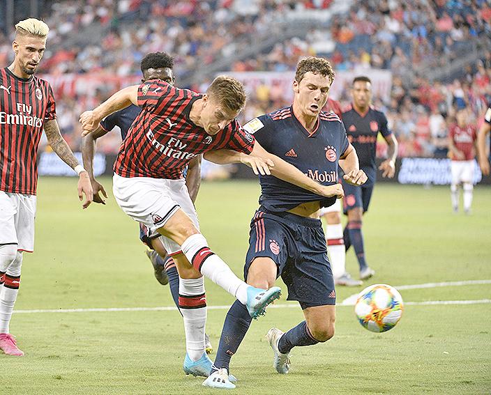 Fc Bayern Ac Milan