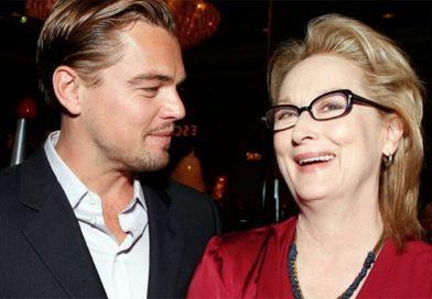 Leonardo DiCaprio y Meryl Streep juntos en la nueva película de Netflix