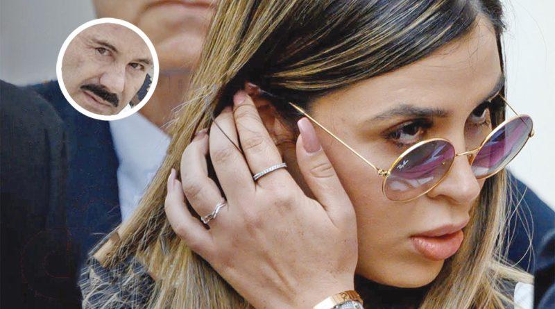 """Esposa de """"El Chapo"""" permanecerá detenida sin fianza / Wife of 'El Chapo' held without bail"""