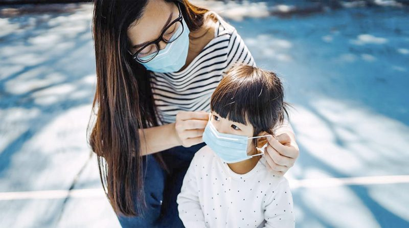 Bank of America dona 50.000 mascarillas a escuelas de Tulsa / Bank of America donates 50,000 face masks to Tulsa schools
