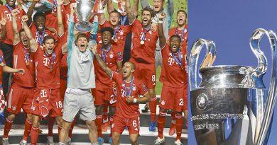 La UEFA sigue adelante con la nueva Champions de 36 equipos / UEFA confirms 36-team Champions League reform
