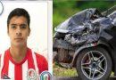 Fallece futbolista de Atlético de San Luis en accidente automovilístico