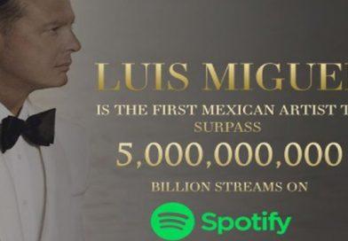 Un logro más para Luis Miguel: