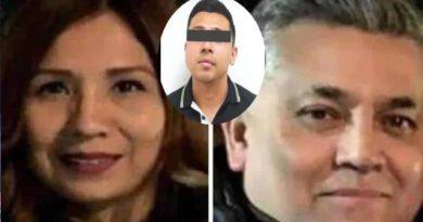 MÉXICO / Alexis Ismael asesinó a sus padres tras exigirles su herencia en NL