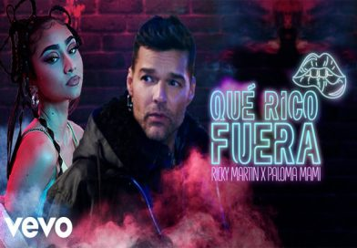 Ricky Martin estrenó videoclip de «Qué rico fuera» junto a Paloma Mami – VIDEO