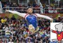 La gimnasta estadounidense Simone Biles es la primera deportista en tener su propio emoji en Twitter
