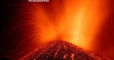 La lava ocupa 166 hectáreas en La Palma