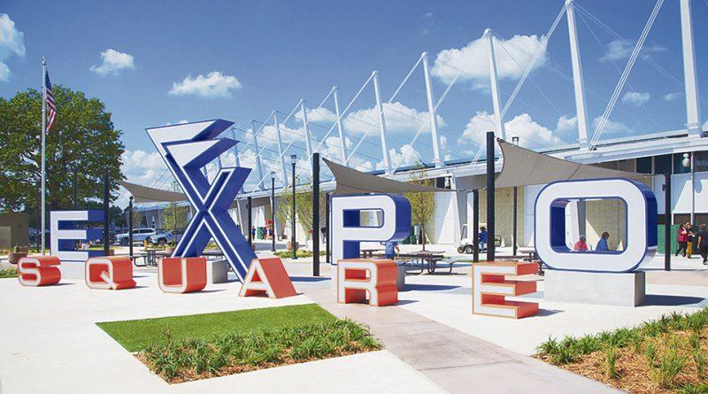 Un nuevo look para Expo Square / A new look for Expo Square