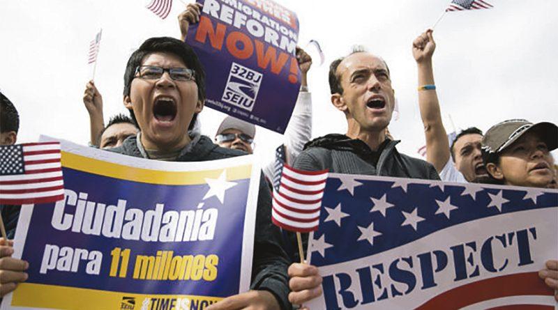 Immigration reform hits roadblock / La reforma migratoria choca contra un muro