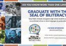 Se anima a los estudiantes a solicitar el Sello de Bilingüismo / High school seniors encouraged to apply for Seal of Biliteracy