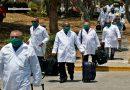 """MÉXICO –  """"No hay nada que esconder"""": Sheinbaum respondió al PAN sobre contratación de médicos cubanos sin título"""