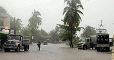México emitió alerta por posible llegada de huracán en costas del Pacífico