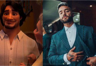 Maluma será «Mariano» en la película «Encanto» de Disney  – vídeo-