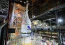Regreso de la humanidad a la Luna: NASA terminó ensamblaje del cohete de la misión Artemis  / NASA Fully Stacked for Moon Mission, Readies for Artemis I