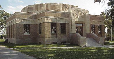 Tulsa celebrará dedicación de fuente de San Luis Potosí en el museo de bomberos / Tulsa to Celebrate Sister City San Luis Potosí Fountain Dedication at the Tulsa Fire Museum